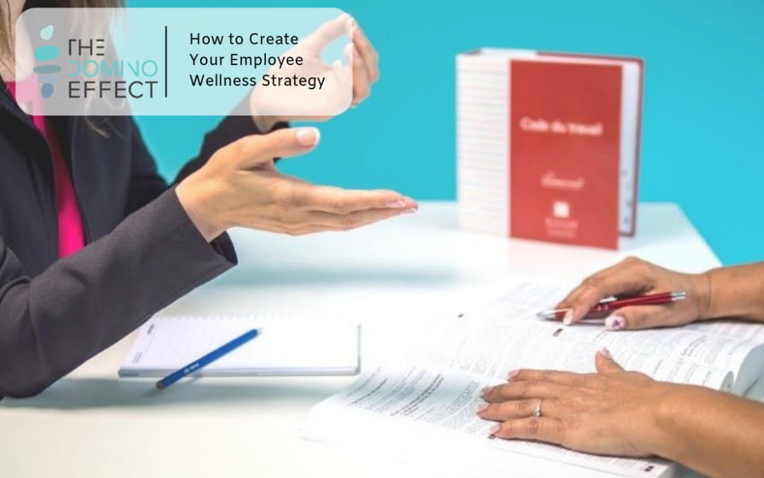 How to Create Your Employee Wellness Strategy